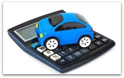 autobelasting berekenen
